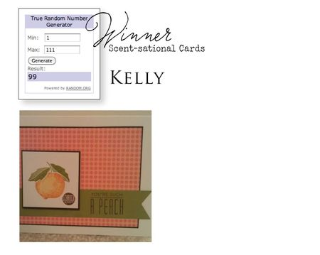 Scent-sational-card
