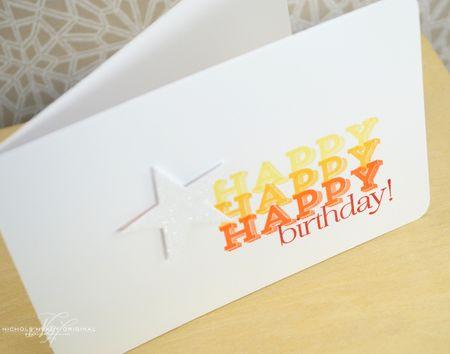 Birthday down