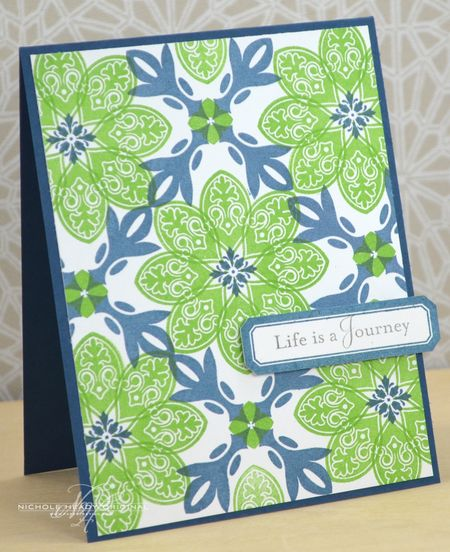 Life is a Journey Card