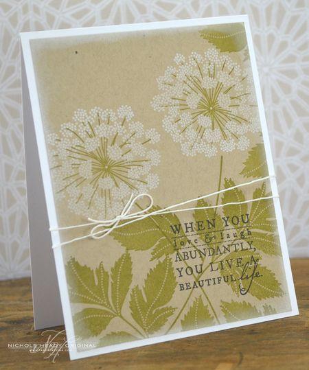Love & Laugh Card