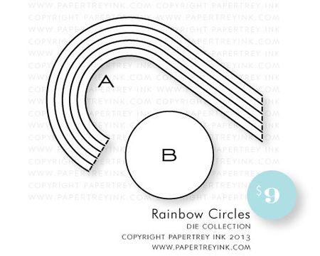 Rainbow-circles-dies