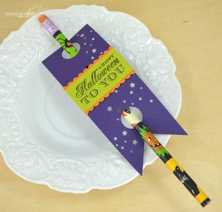 Halloween Pencil