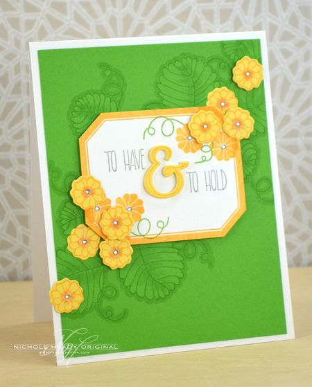 Have & To Hold Card