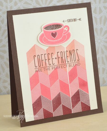 Coffee & Friends Card