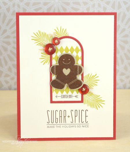 Sugar & Spice Card