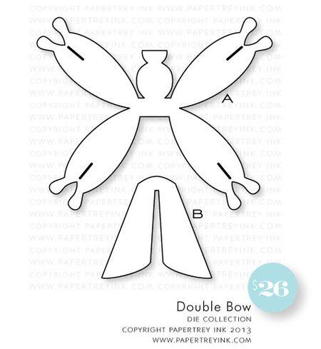 Double-Bow-dies