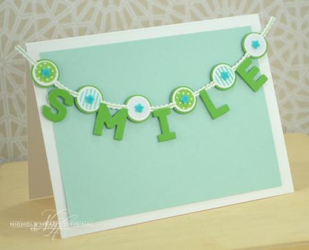 Smile Banner Card