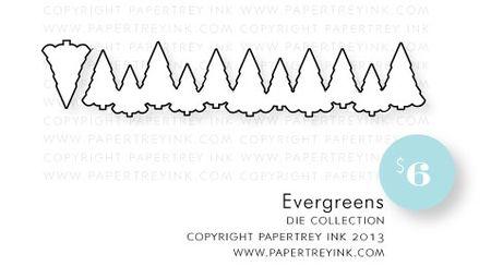 Evergreens-dies