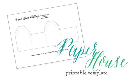 Paper-house-template-graphic