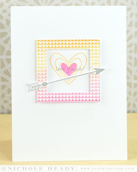 Love Struck Card