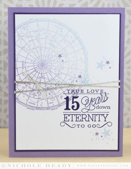 Eternity Stars Card