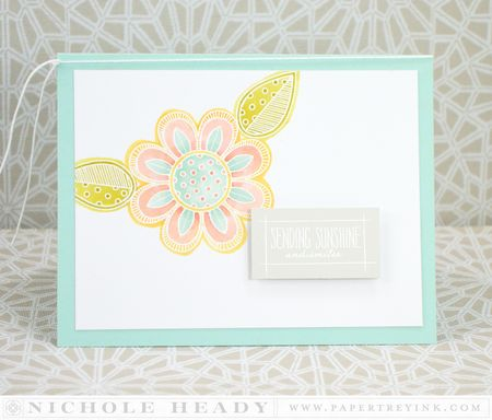 Simple Sunshine Card