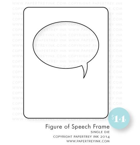 Figure-of-Speech-Frame-die