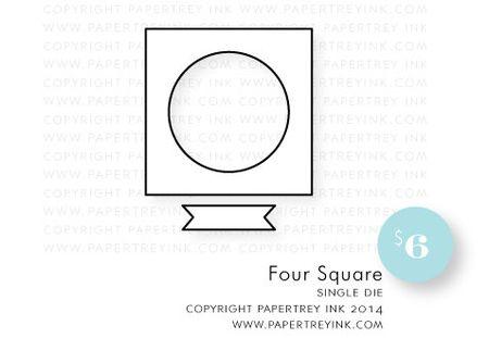 Four-Square-dies