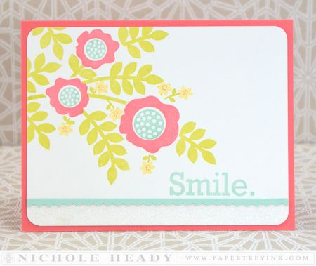 Simple Smile Card