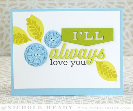I'll Always Love you Card