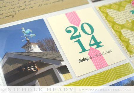 Weathervane & 2014 cards