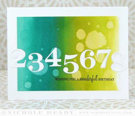 Birthday Countdown Card