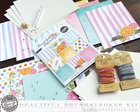 Beautiful Brushstrokes Kit