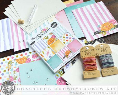 Beautiful Brushstrokes Kit