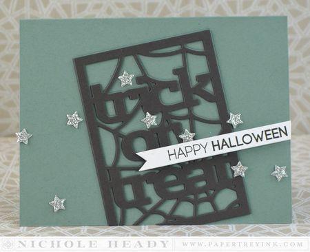 Trick Or Treat Stars Card