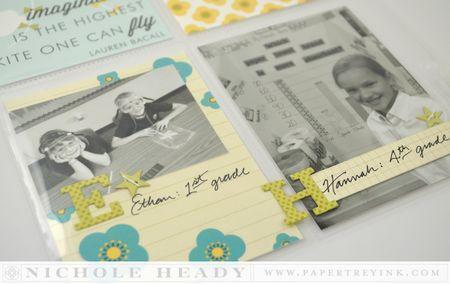 Ethan & Hannah cards