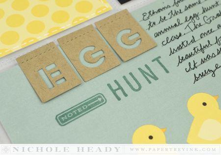 Egg hunt title