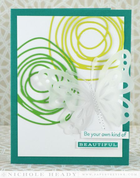 Be Beautiful Card