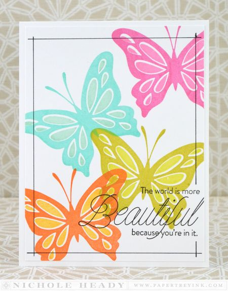 Beautiful World Card