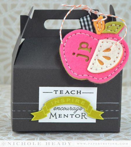 Teach & Inspire Gable Box