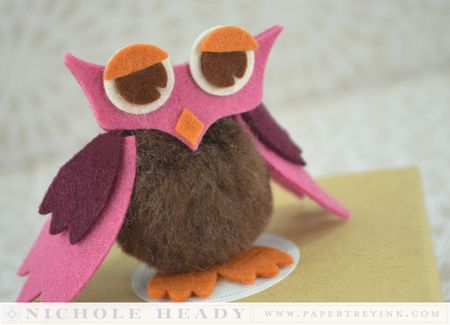 Critter Cutie Owl