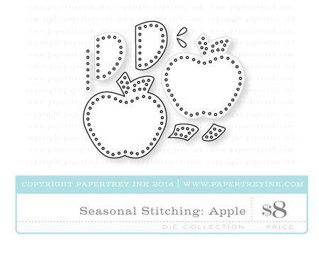 Seasonal-Stitching-Apple-die