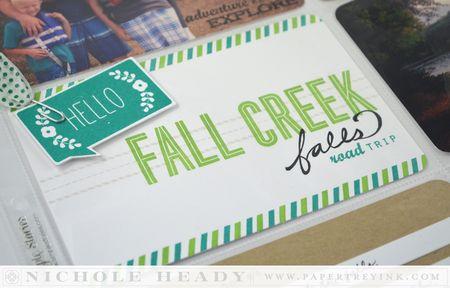 Fall creek falls card