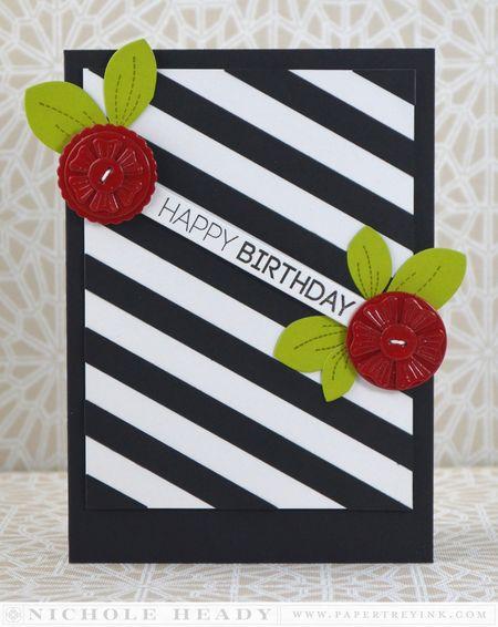 Bold Birthday Card