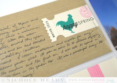 Journal card