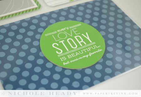 Love story card