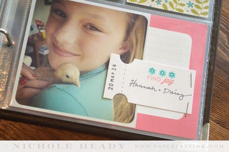 Hannah + daisy photo