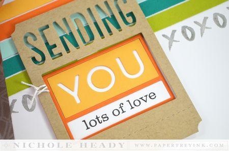 Sending you