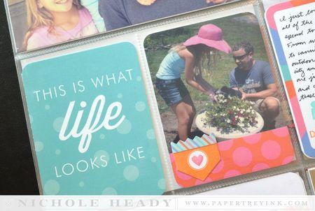 Life looks like