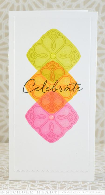 Citrus Celebrate Card