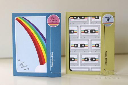 Retro Rainbows 3