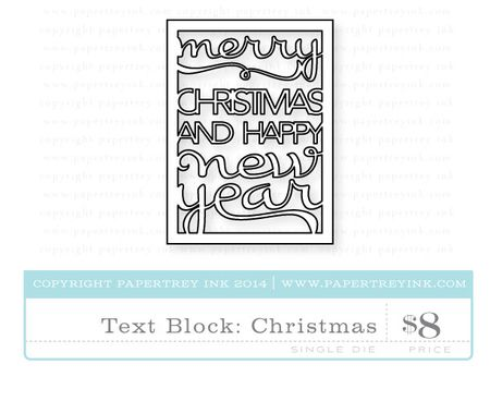 Text-Block-Christmas-die