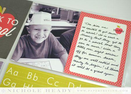 Ethan & journaling