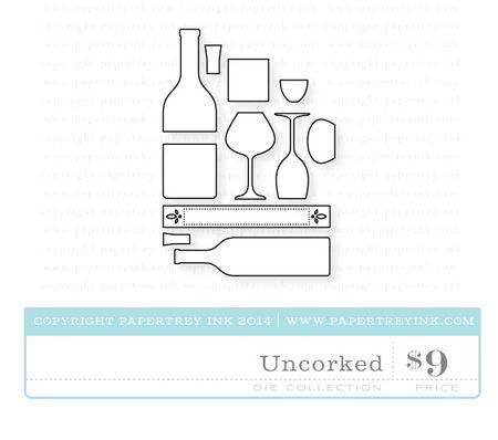 Uncorked-dies