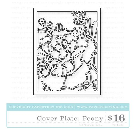 Cover-Plate-Peony-die