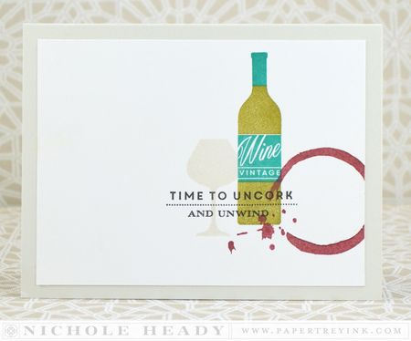 Uncorked Card