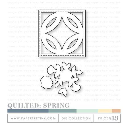 Quilted-spring-dies