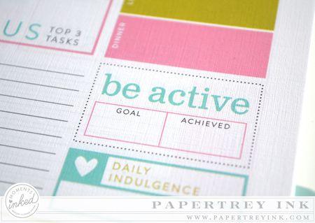 Be active indulgence