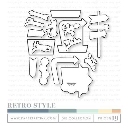 Retro-Style-dies