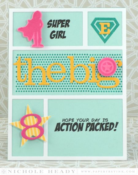 The Big 8 Card